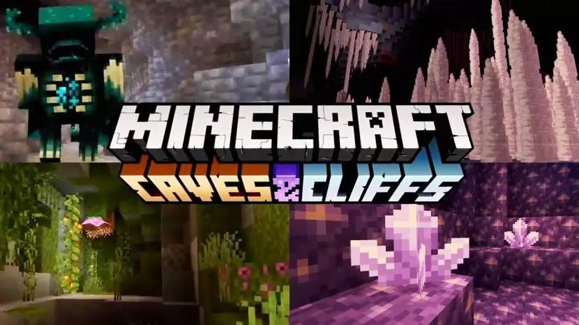 Minecraft krijgt volgende week boze geiten