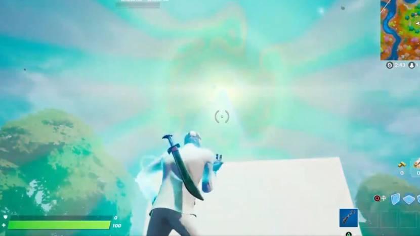 UFO's beginnen spelers te ontvoeren in Fortnite