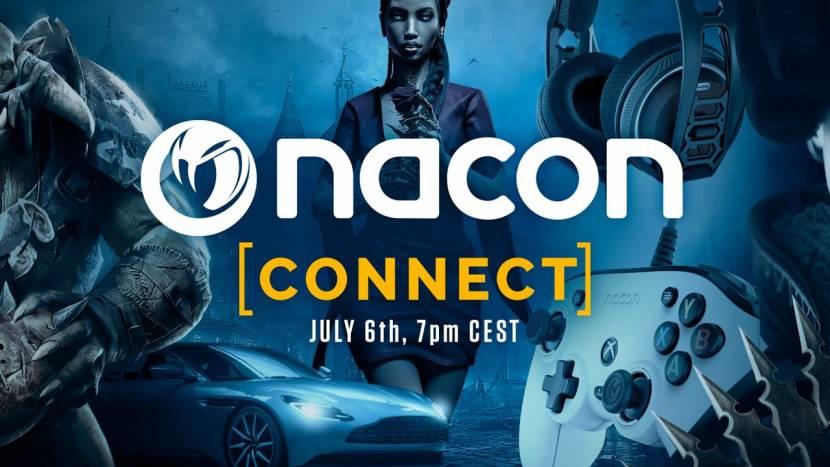 Nacon Connect 2021 op 6 juli