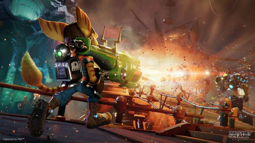 REVIEW | Ratchet & Clank: Rift Apart is oogverblindend