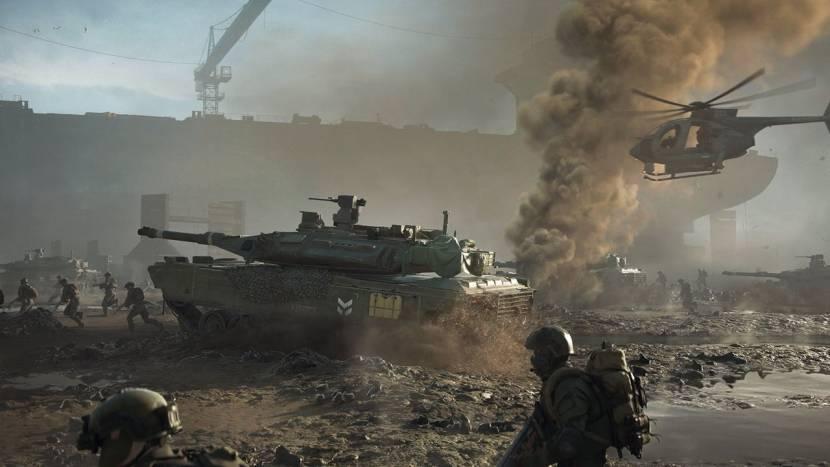 Check hier de officiële Battlefield 2042 reveal trailer, releasedatum en meer