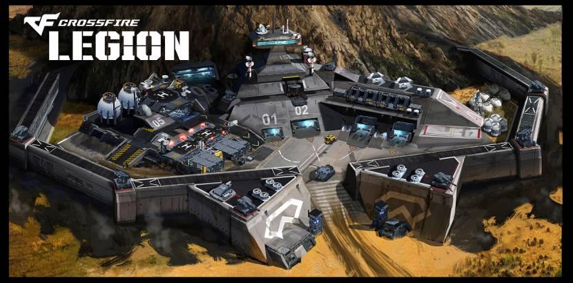 Crossfire: Legion is een RTS in het universum van MMO Crossfire