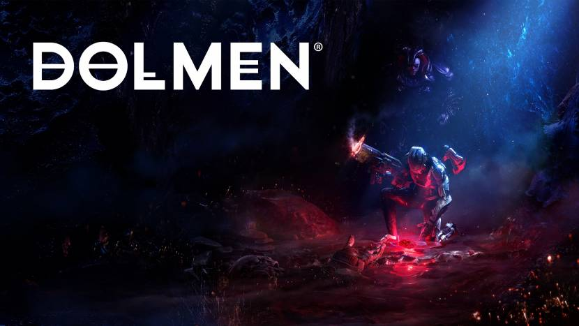 Een mix van sci-fi en horror in Dolmen