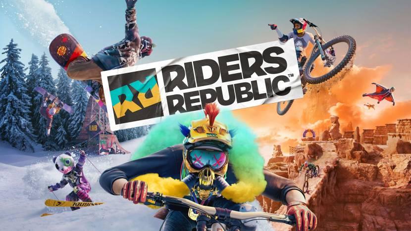 HANDS-OFF PREVIEW | Riders Republic is de plek voor online sportplezier