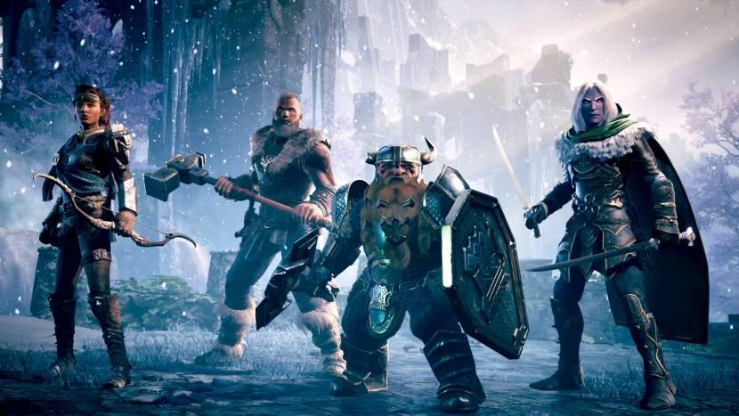 Dungeons & Dragons: Dark Alliance doet gameplay uit de doeken