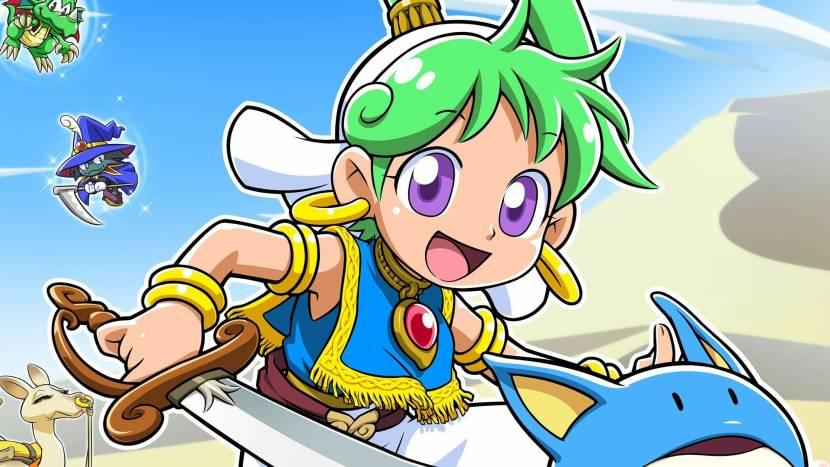 REVIEW | Wonder Boy: Asha in Monster World is een olijke remake