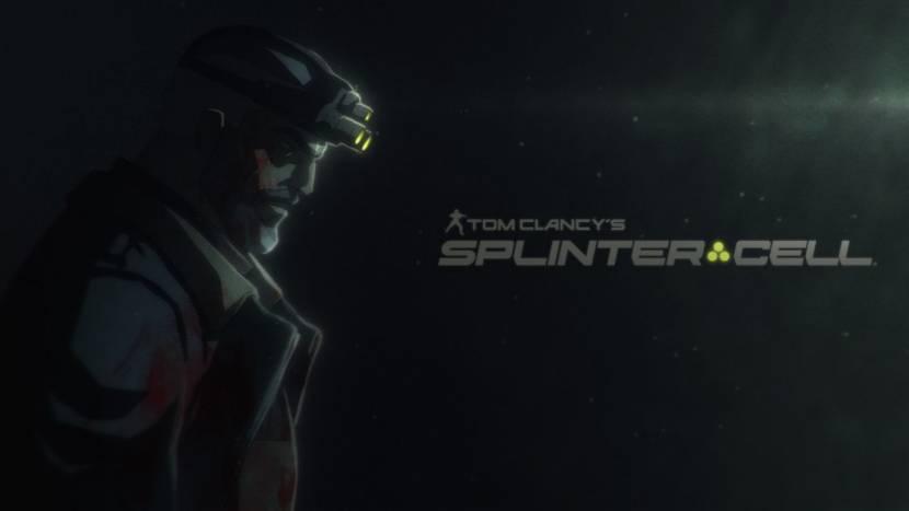 Een oudere Sam Fisher in Splinter Cell serie van Netflix, geschreven door John Wick bedenker