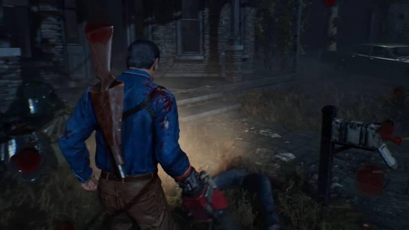 Evil Dead: The Game toont heel wat bloederige gameplay