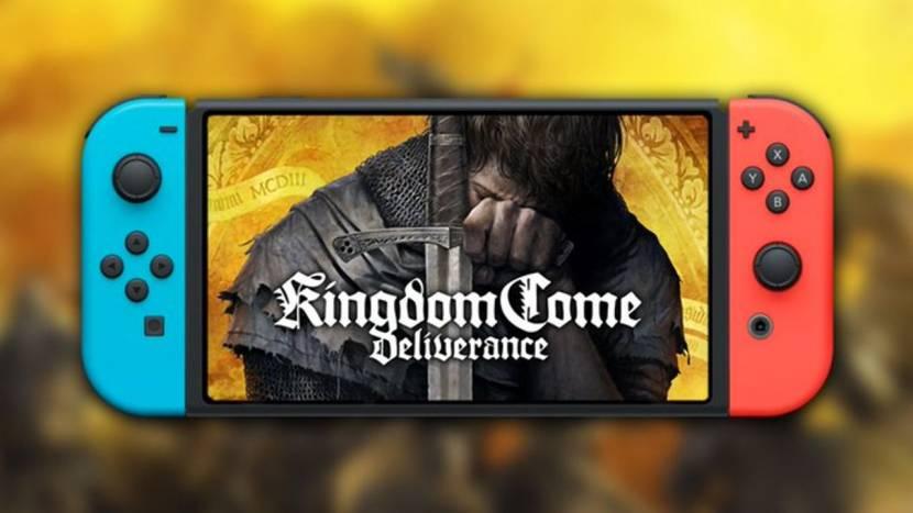 Kingdom Come: Deliverance op weg naar Nintendo Switch