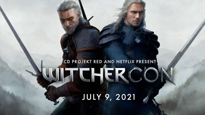 Netflix en CD Projekt RED organiseren in juli voor het eerst WitcherCon