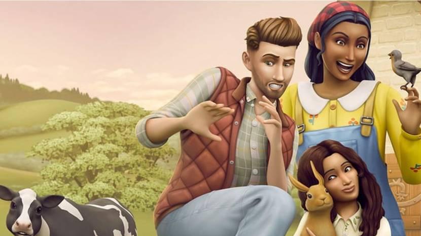 The Sims 4: Cottage Living trekt naar het platteland