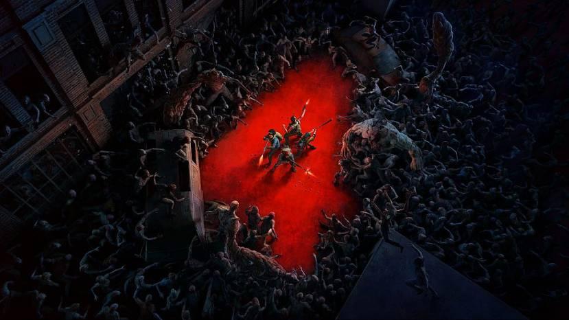 Back 4 Blood toont PvP-mode