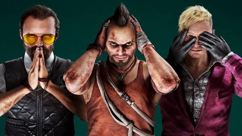 Far Cry 6 DLC laat je spelen als Vaas en andere slechteriken