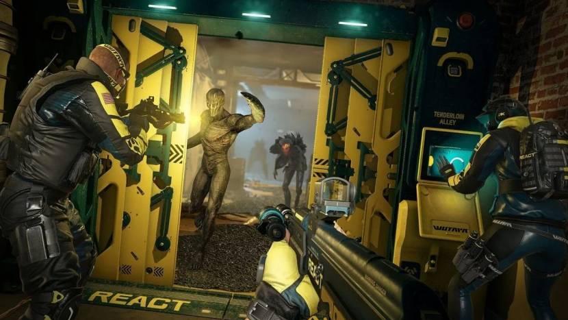 Ubisoft toont heel wat gameplay van Rainbow Six Extraction