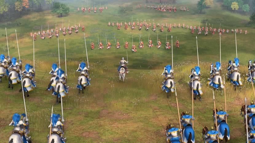 Age of Empires IV toont nieuwe gameplay, verschijnt in oktober