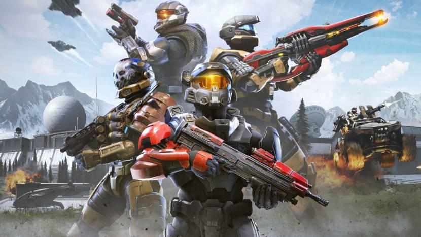 Halo Infinite verschijnt dit jaar, toont free-to-play multiplayer en story trailer