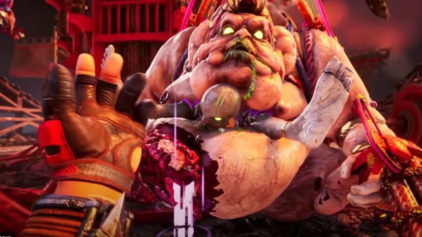 Shadow Warrior 3 knalt opnieuw stevig in nieuwe gameplay trailer
