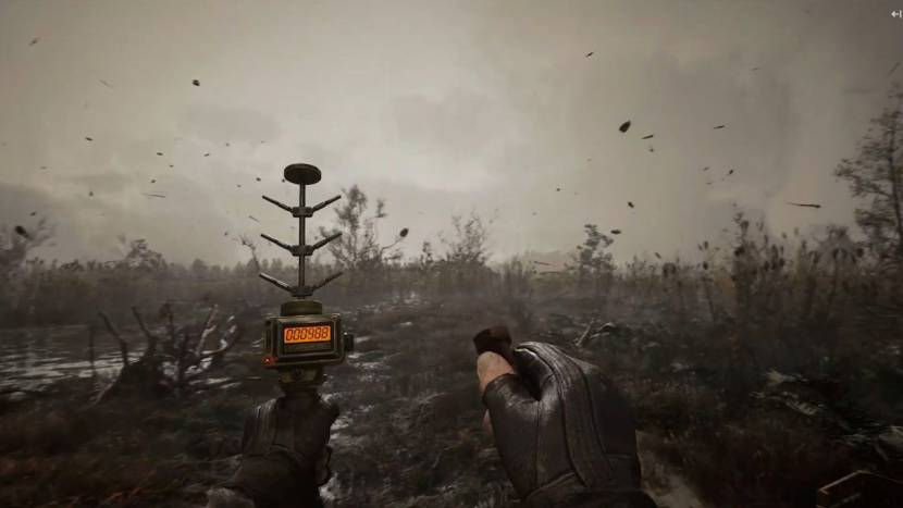 S.T.A.L.K.E.R. 2 toont flinke brok gameplay