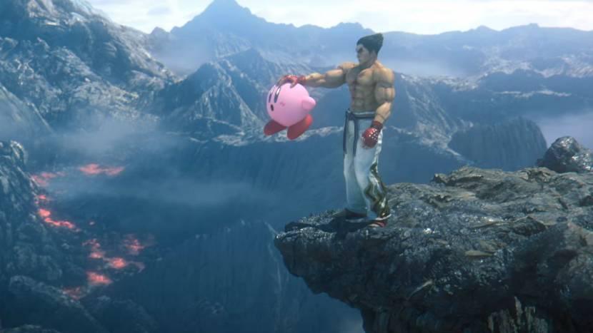 Kazuya van Tekken op weg naar Super Smash Bros. Ultimate