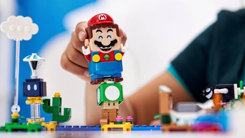 Nieuwe vijanden en items voor LEGO Super Mario onthuld