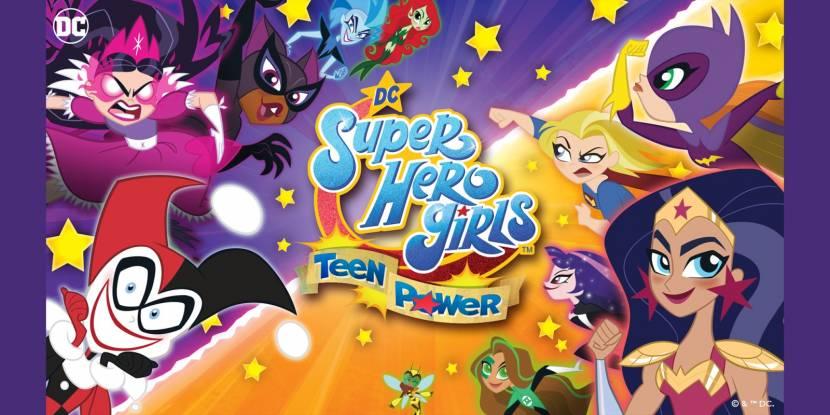 REVIEW | DC Super Hero Girls: Teen Power is leuk voor kinderen