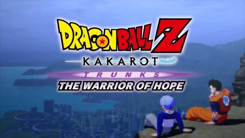 REVIEW | Dragon Ball Z: Kakarot - Trunks: The  Warrior of Hope is beste DLC