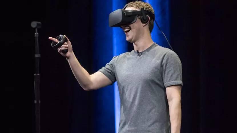 Facebook gaat advertenties in Oculus games testen