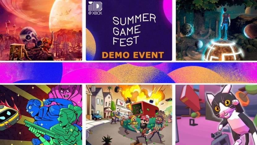 40 indie demo's voor Xbox  nog tot 21 juni beschikbaar