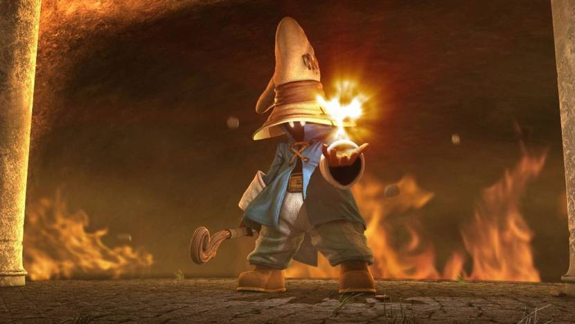 Final Fantasy 9 animatieserie in de maak