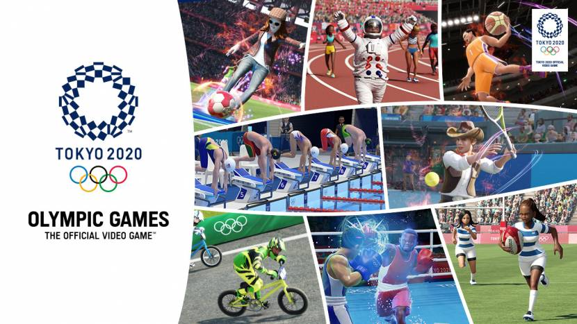 REVIEW | Olympic Games Tokyo 2020 - The Official Videogame is een bont allegaartje