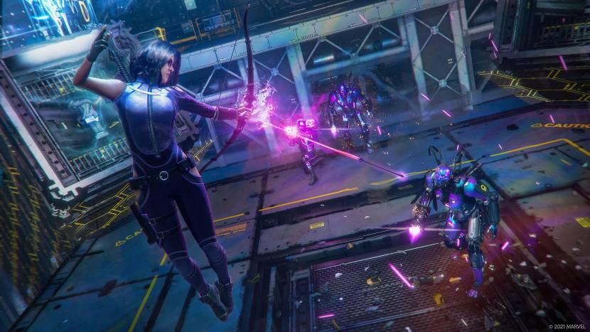 De Cosmic Cube bedreigt de wereld in nieuwe update Marvel's Avengers