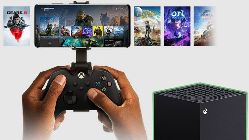 Xbox Cloud Gaming streamt nu games met kwaliteit van Xbox Series X