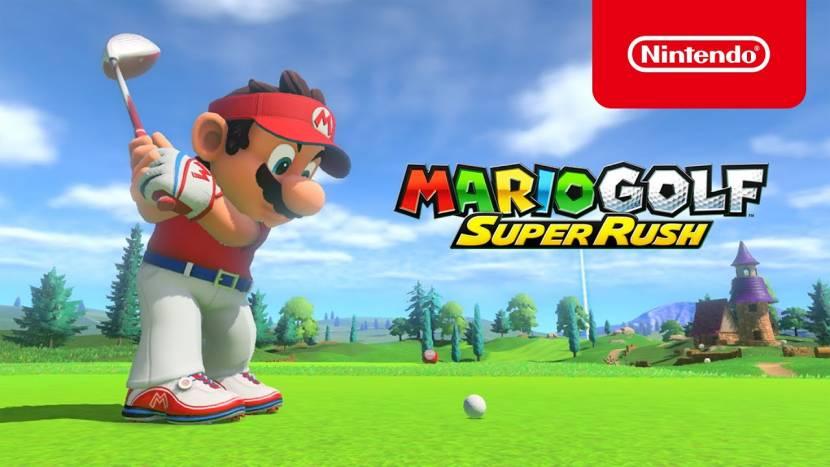 REVIEW | Mario Golf: Super Rush is een razendsnel potje golf