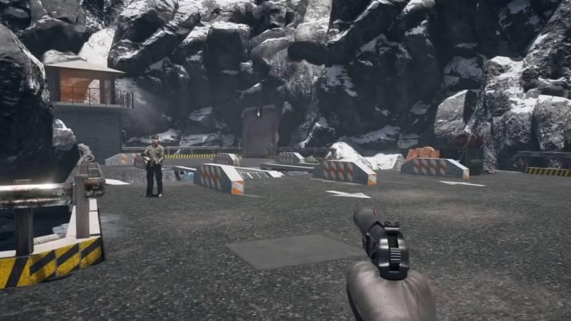 YouTuber werkt 3 jaar om GoldenEye prachtig na te maken in Far Cry 5 en Ubisoft verwijdert alles