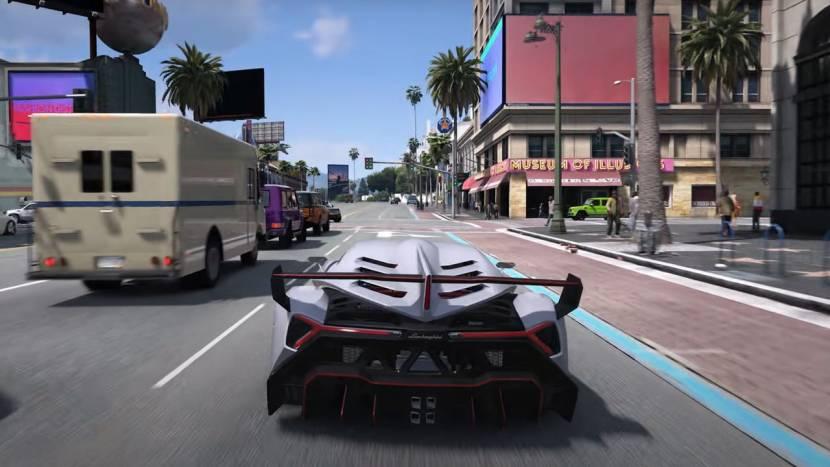 Ziet GTA V er straks zo goed uit op PS5?