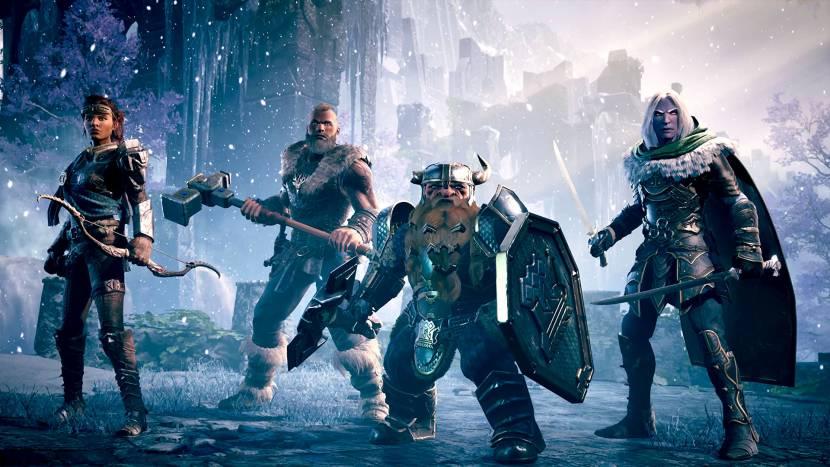 REVIEW | Dungeons & Dragons: Dark Alliance is een flinke teleurstelling