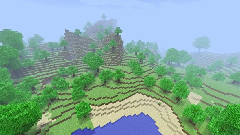 Extreem zeldzame versie van Minecraft duikt na 10 jaar weer op