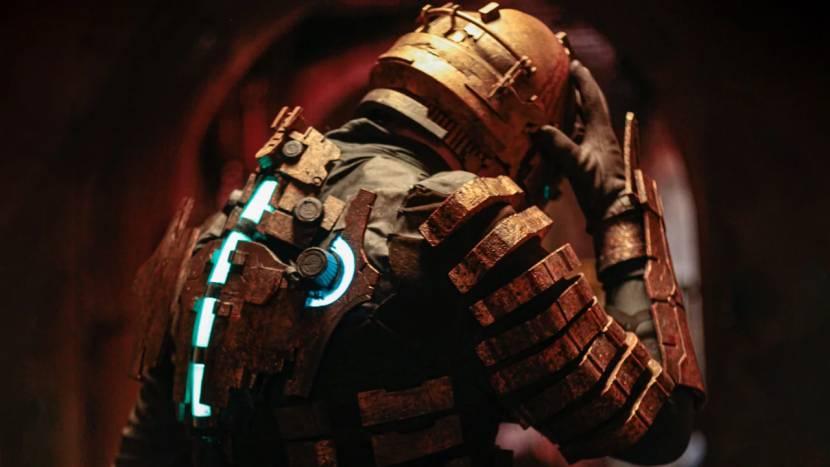 Geweldige Dead Space cosplay komt net op tijd voor onthulling van nieuwe game