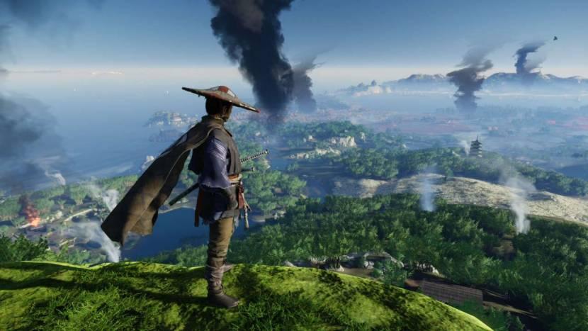 Ghost of Tsushima: Director's Cut met nieuwe content op komst voor PS4 en PS5