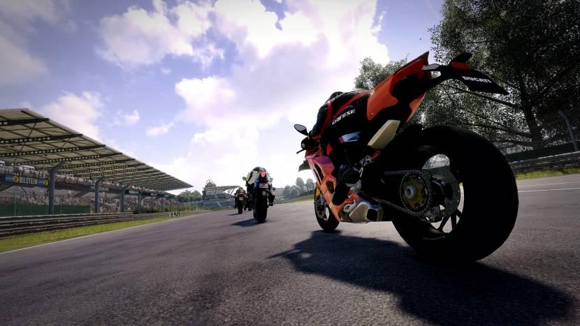 Nieuwe gameplay van RiMS Racing