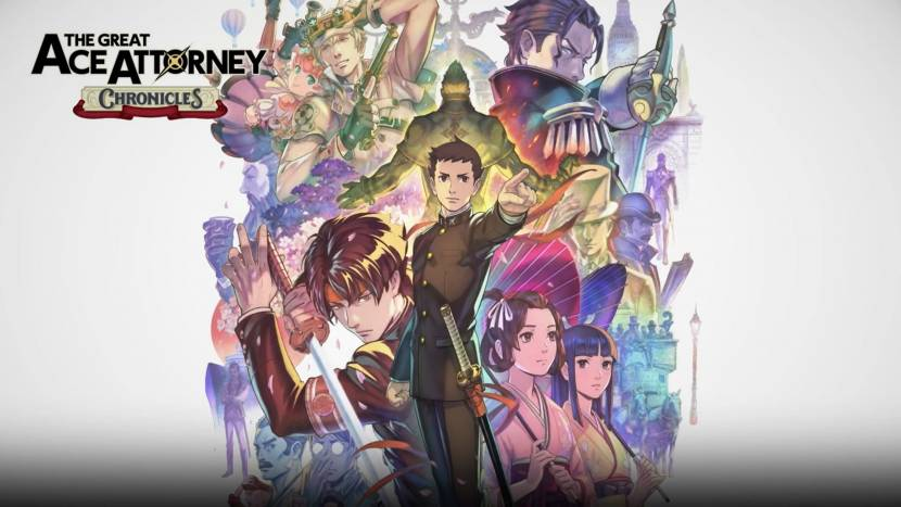 HANDS-ON PREVIEW | The Great Ace Attorney Chronicles voelt aan als een frisse wind