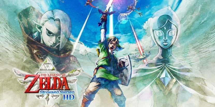 The Legend of Zelda: Skyward Sword HD toont verbeteringen