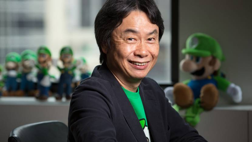 Miyamoto en co benoemen hun favoriete games