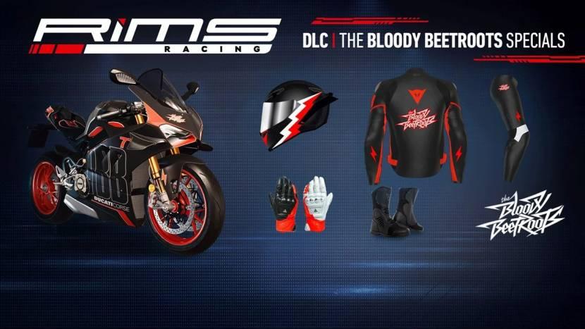 The Bloody Beetroots werkt mee aan soundtrack RiMS Racing