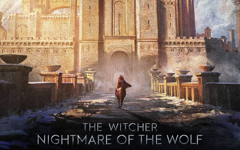Netflix toont eerste beelden The Witcher anime