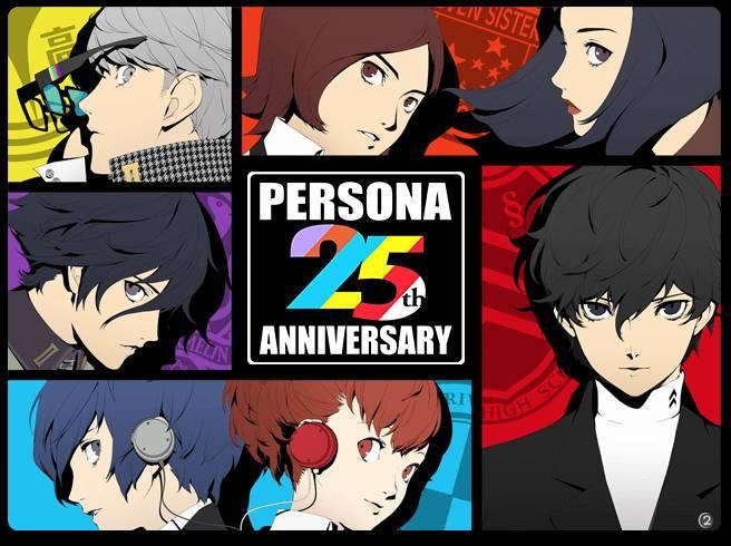 Atlus lanceert website voor 25e verjaardag Persona, teaset zeven nieuwe projecten