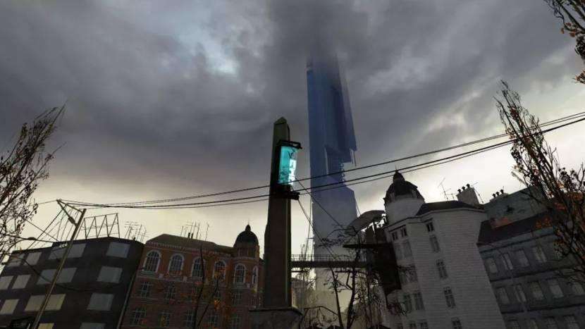 Na 9 jaar nadenken blijkt die toren van Half-Life 2 mogelijk nog veel groter dan iedereen dacht
