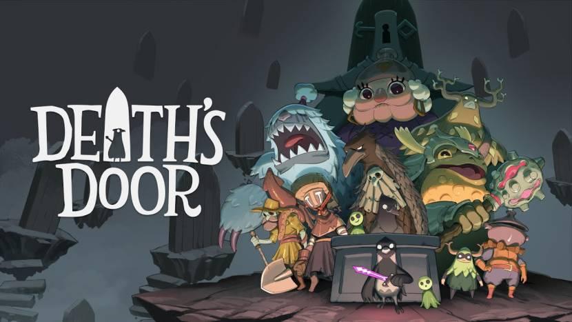Nieuwe gameplaytrailer voor het intrigerende Death's Door