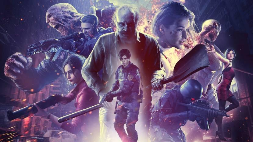 Resident Evil Re:Verse uitgesteld naar 2022