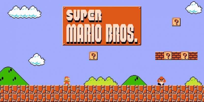 Nieuw record voor geblinddoekte speedrun Super Mario Bros.